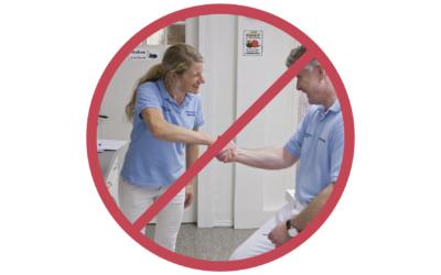 Corona-Richtlinien für unsere Praxis